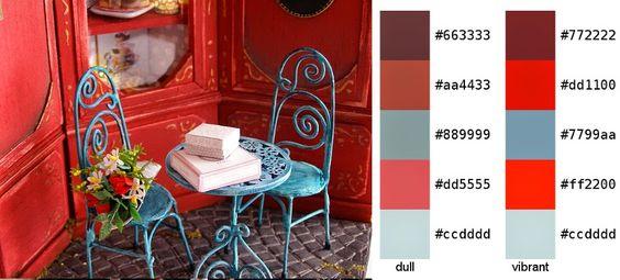 Todo es de color - Color is everywhere