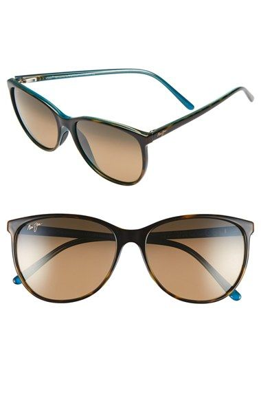 Maui Jim 'Ocean' 57mm Polarized Sunglasses