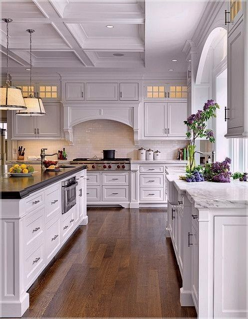Kitchen Ceiling Lighting Ideas Kitchen Design Floor Plans Kitchen Ideas Uk Ki Ceiling White Kitchen Decor Gorgeous White Kitchen White Kitchen Design