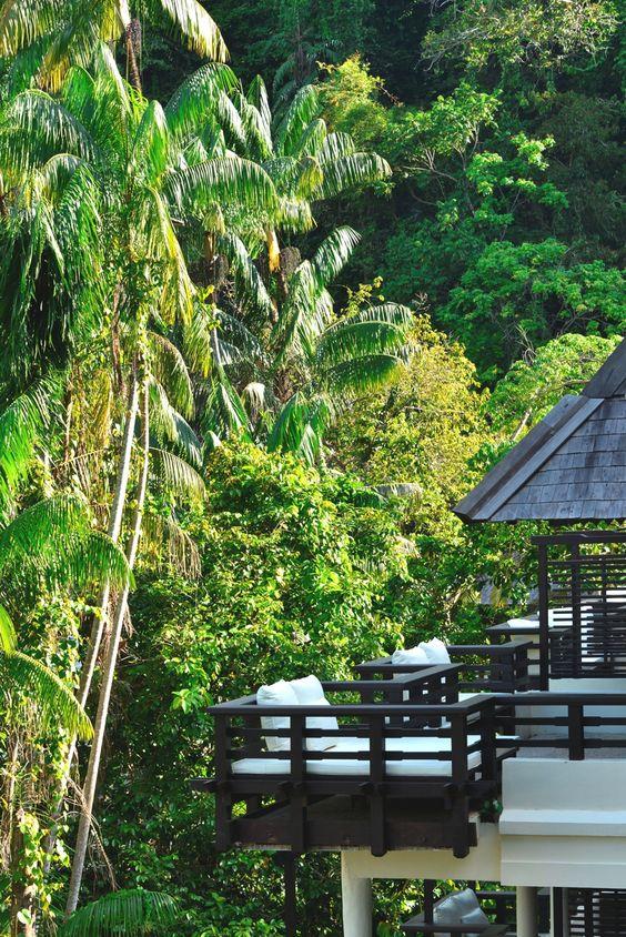Gaya Island Resort a hidden gem off the coast of Kota Kinabalu in Borneo