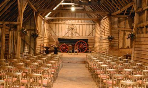 Barn Wedding Venues In Suffolk