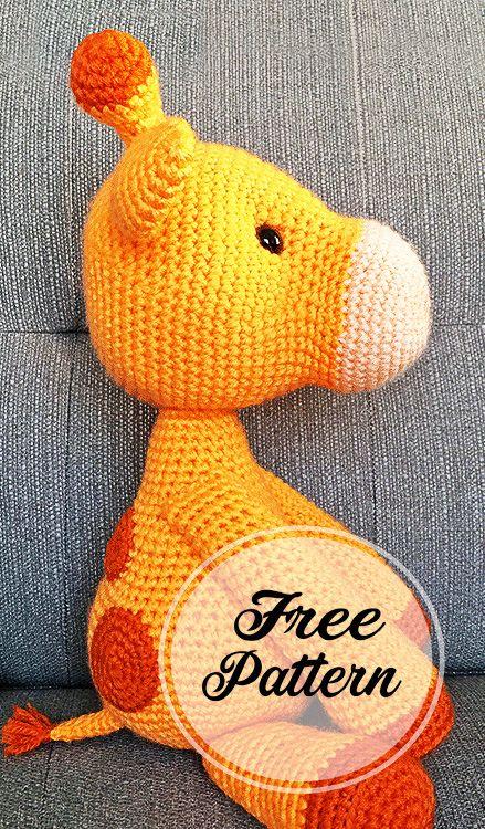 amigurumi girafa 4 - Amigurumi #Amigurumi #Amigurumigirafa #Girafa  amigurumi girafa 4 …   Tier häkeln kostenlos, Basteln und selbermachen,  Tier häkeln anleitung   750x439