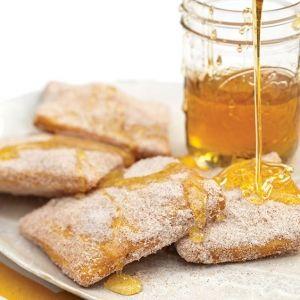 Honey-Drizzled Sopapillas - Paula Deen Magazine