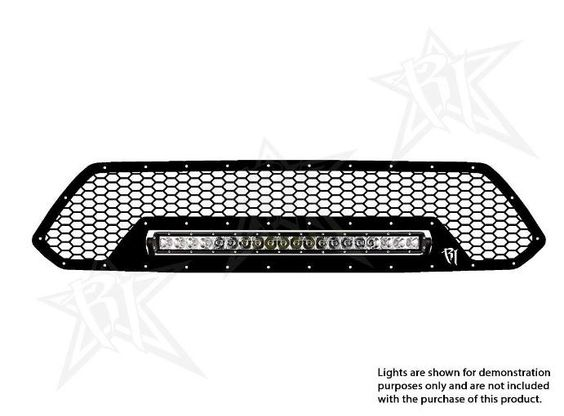 Rigid Toyota Tacoma - 2012-2013 - Grill Kit - 20in SR-Series [40552]