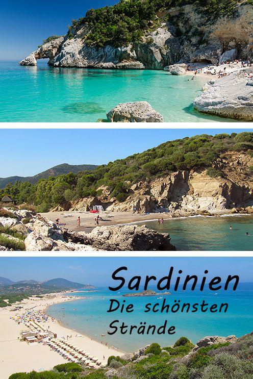 Sardinien Italien Mittelmeer Strand Strande Traumstrand