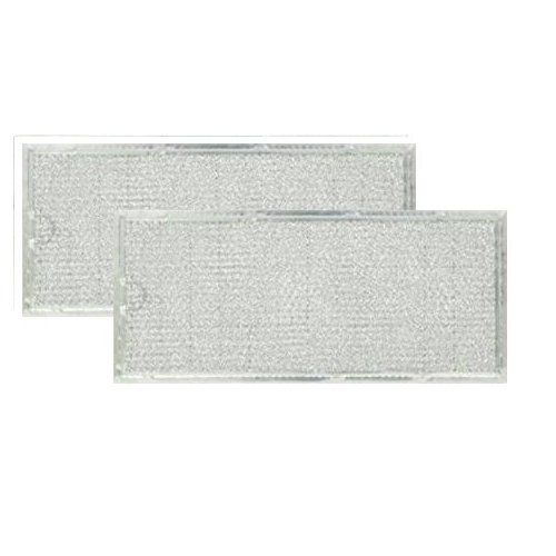 Amazon Com Ge Microwave Grease Filter Wb06x10309 By All Filters Home Improvement Home Improvement Ge Microwave Range Hood