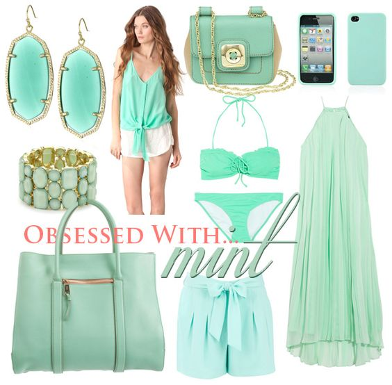 Obsessed With Mint