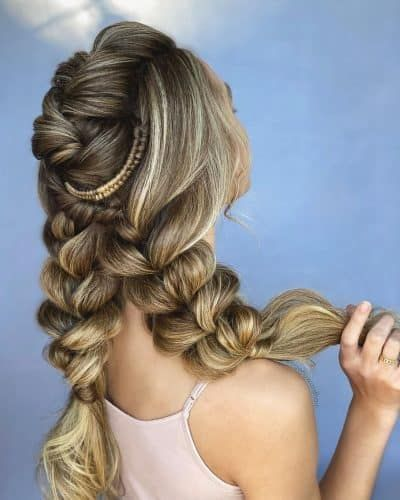 30 Quick And Easy Hairstyles For Girls To Try Out In 2020 Long Hair Styles Hair Styles Braided Hairstyles