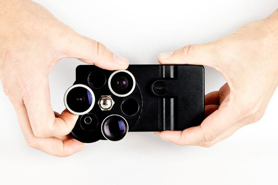 iPhone Lens Dial, $249