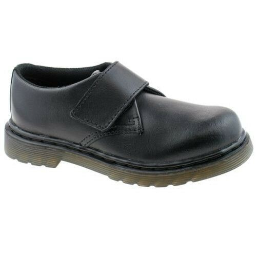 eBay #Sponsored BOYS JUNIOR DR MARTENS KAMRON BLACK