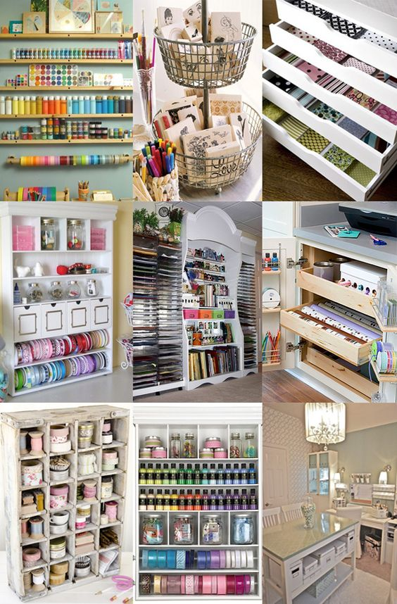 Craft Rooms Crafts And Layout On Pinterest