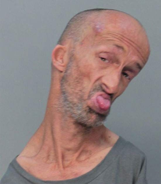 Thirty Most Memorable Mug Shots And Most Shocking: Smile! 27 Of The Funniest Mugshots Ever