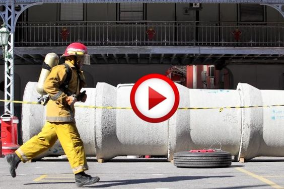 French Firefighter Olympics Video #olympic, #impressive, #videos, https://facebook.com/apps/application.php?id=106186096099420