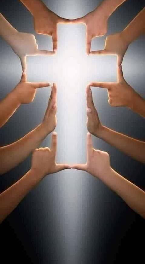 Hands forming a Cross   Rapiditas