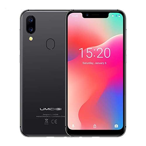 Umidigi One Pro Qi Induktion Laden Smartphone Ohne Vertrag 64gb Android 8 1 Dual Sim Globale Version Handy Smartphone Android Handys