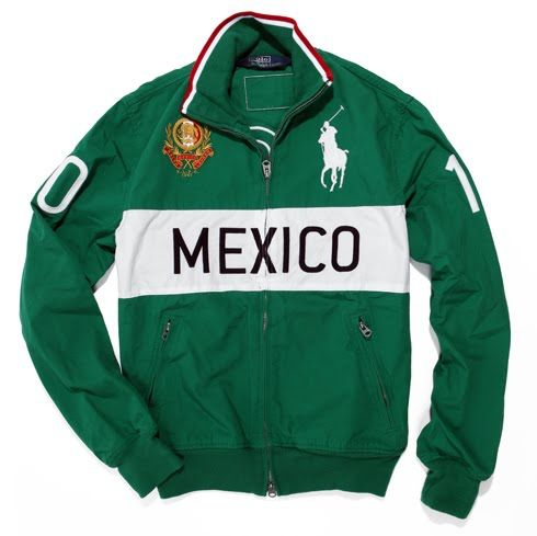 ralph lauren mexico polo shirt | The Sartorialist Files: Ralph Lauren Modern Field World Cup