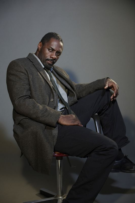 """Excellent tv  serie """"Luther"""" played by Idris Elba"""
