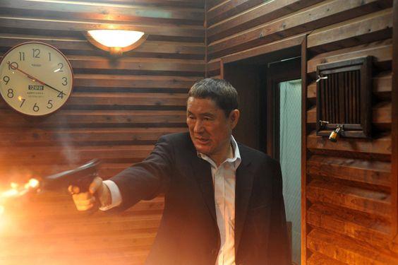 TAKESHI KITANO-BEYOND OUTRAGE