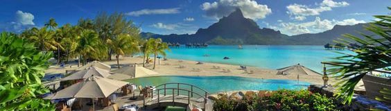 Le Meridien, Bora Bora >> The perfect getaway !