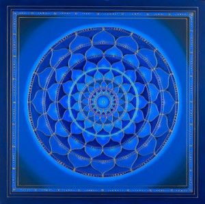 5th Chakra - speak your truth with an open and balanced Throat Chakra - the force center in your body where we communicate with one another