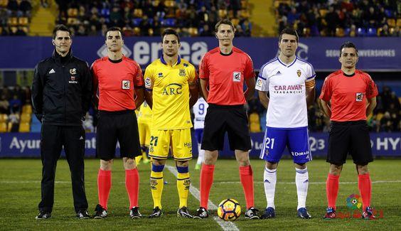 26.2.2017 – LIGA 2ªDIV. 2016/17 – JORNADA Nº 27  PARTIDO OFICIAL Nº 3319 Real Zaragoza REAL ZARAGOZA  1-2 G. TARRAGONA: