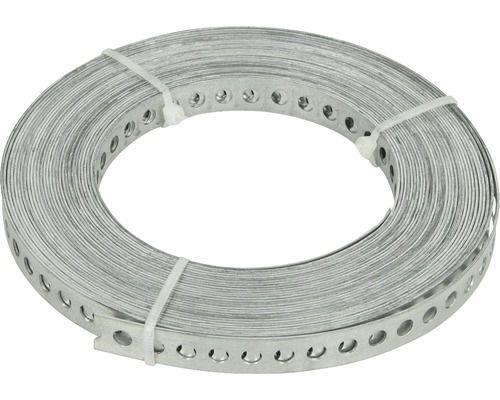 Montagelochbänder Ø6,5 17mm Breite Länge 10m