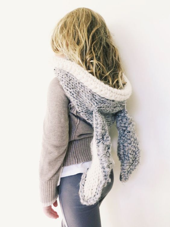 Knitting patterns, Pom poms and Cowl scarf on Pinterest