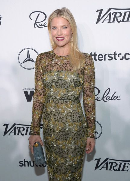 Actress Ali Larter attends Variety and Women in Film's Pre-Emmy Celebration at Gracias Madre.
