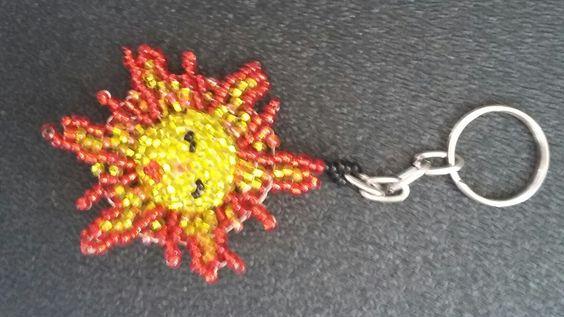 Llavero Sol