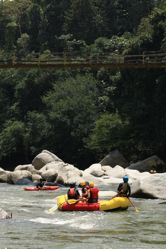 RAFTING FOR ALL 1HR from Medellin - Image 5