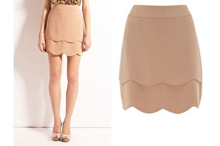 Adorable skirt. Would go great with my new pumps!