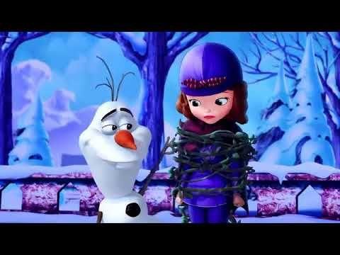 La Princesa Sofia Olaf Y El Cuento Del Hada 5 Disney Junior Capitulos Serie Princesa Sofia Youtube Princesa Sofía Princesas Disney