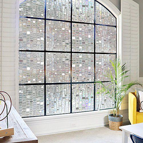 3d Static Cling Window Film Decorative Window Film No Glu Https