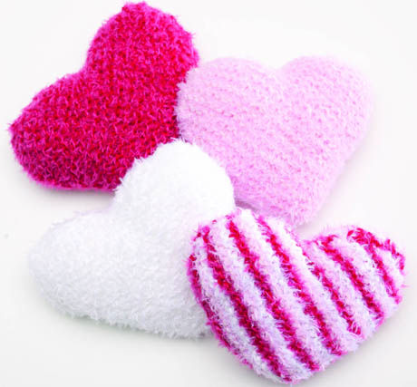 Valentine's or other gifts for the loves in your life ... free pattern