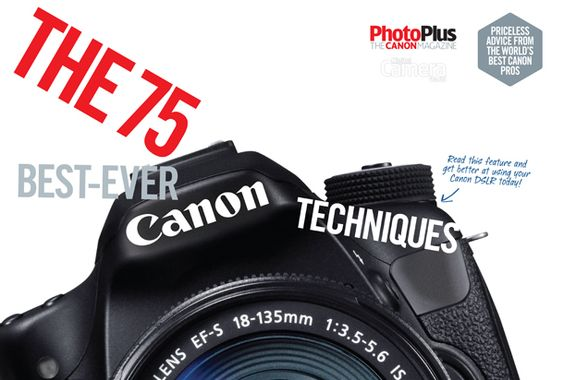 Get more from your EOS camera with this exhaustive guide full of Canon photography tips, tricks and expert techniques.