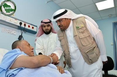 فريق الخدمات الطبية بمركز الملك سلمان يتفقد المرضى اليمنيين بالرياض http://www.watny1.com/332022.html
