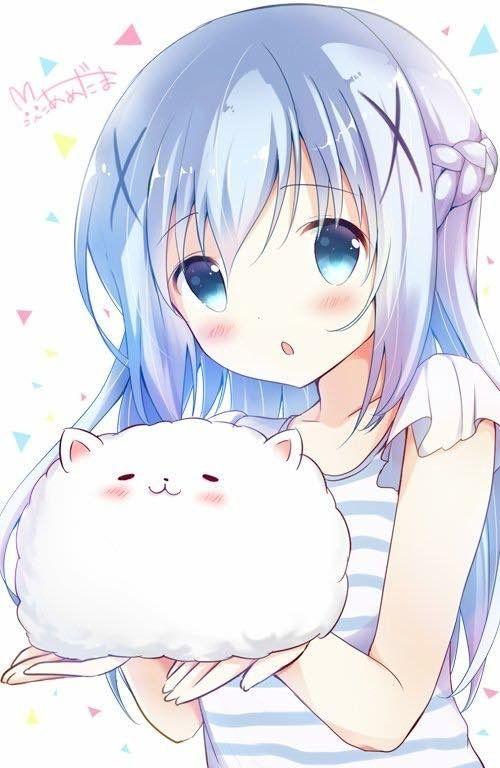 Chino Channnn Con Imagenes Colorear Anime Arte De