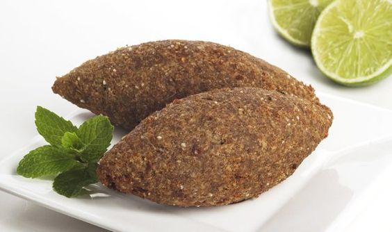 Kibbe (Receta Libanesa) | Recetas Arabes | Recetas de Cocina Arabe
