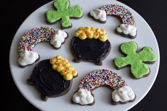Chocolate Sugar Cookies - Life Made Simple