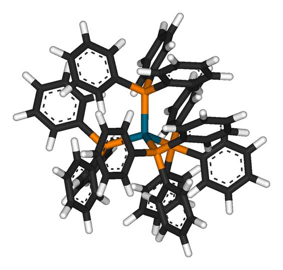 Tetrahedral and Square Planar Complexes