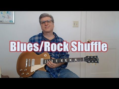 Blues Rock Shuffle In G 12 Bar Solo Guitar Lesson With Tab Youtube Blues Guitar Lessons Guitar Lessons Blues Guitar