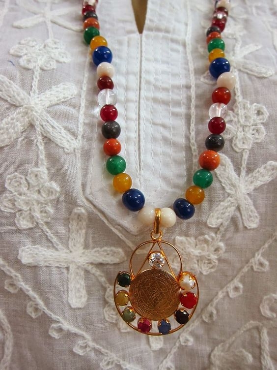 India Designs: Indian Yoga MALA
