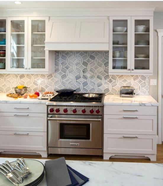Centsational Girl And Gorgeous Kitchen Hoods. Love This Backsplash | Kitchen  | Pinterest | Kitchen Hoods, Hoods And Kitchens
