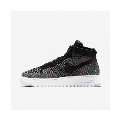 Nike Air Force 1 Flyknit rosa