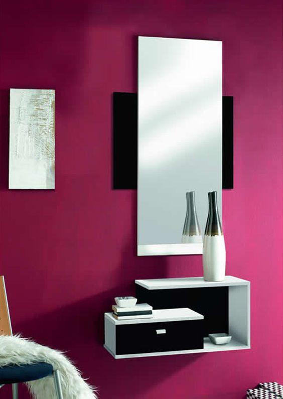 decorar el Recibidor  Blog Mobiliario y Decoración de Muebles BOOM