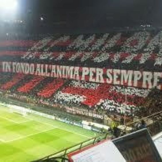 AC Milan in my heart