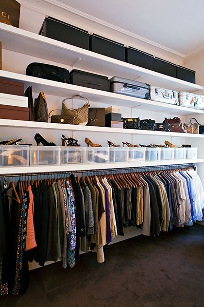 My ultimate safe haven storage is a great way to tidy up for Great closets