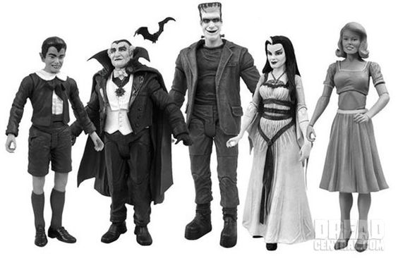 Here's Your Chance to Play with The Munsters