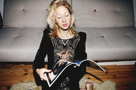 Ava Carstens // Beauty Interview Foxycheeks
