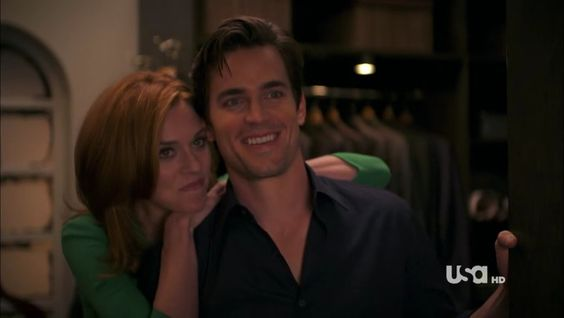 "Neal Caffrey and Sara Ellis: ""Best date ever!"""